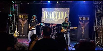 Nearvana – Nirvana Tribute Band (w/Black Daze – Soundgarden)