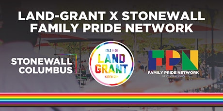 Land Grant x Stonewall Columbus Family Pride Festival, featuring Nina West! tickets