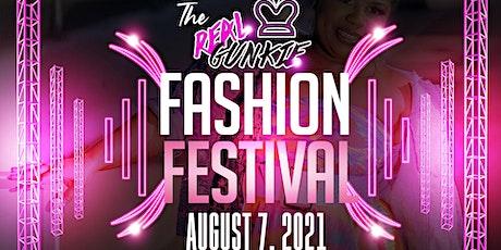 The Real Gunkie Fashion Festival tickets