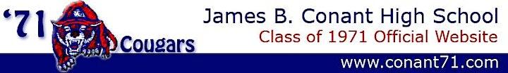 50th Reunion - James B. Conant Class of 1971 image