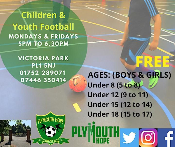 Youth Football image