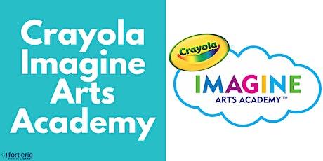 Crayola Imagine Arts Academy - Coiled Turtles tickets