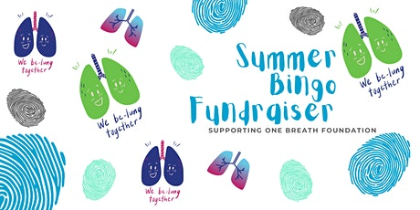 We Be-Lung Together Summer Bingo Fundraiser Event tickets