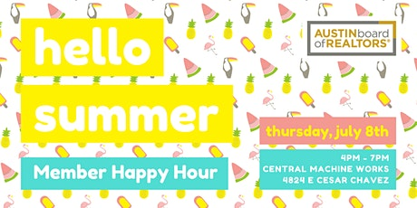 ABoR Member Happy Hour! tickets