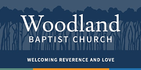 Woodland Adult Sunday School In-Person tickets