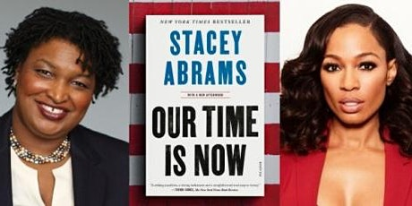 An Evening with Stacey Abrams and Cari Champion, Our Time is Now tickets