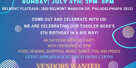 From Toddlers To Bosses Pop Up Shop tickets