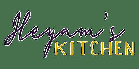 Heyam's Kitchen Taster Session tickets