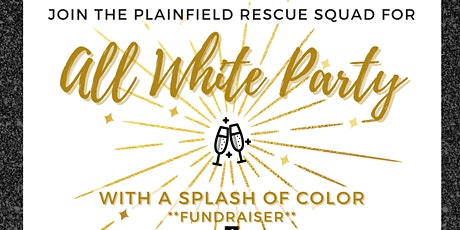 All White Party With A Splash Of  Color  Fundraiser tickets