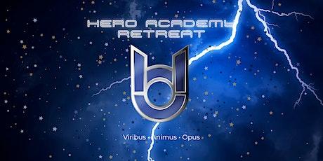 Hero Academy Retreat: Unleash Your Bravery tickets