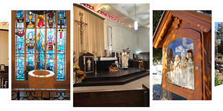 Holy Sunday Father's Day Masses tickets