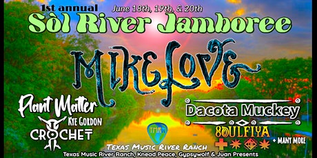 The 1st Annual SOL RIVER JAMBOREE! tickets