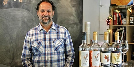 A Delectable Virtual Wine Tasting with Tercero and BHAN Los Angeles Tickets
