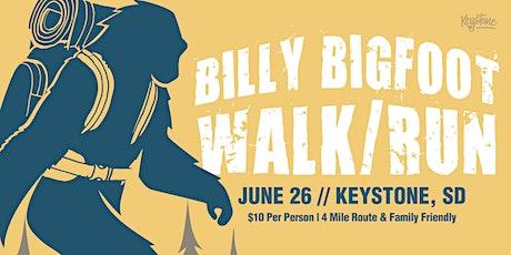 Billy Bigfoot Walk/Run in Keystone tickets