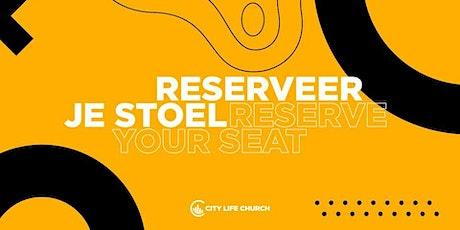 Zondag Kerkdienst | Sunday Church Service tickets