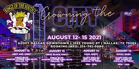 Kingz of the South Crowning the City tickets