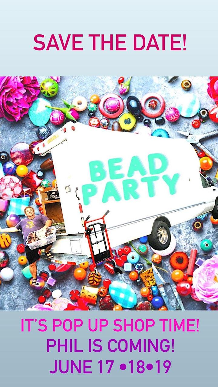 Pop Up Shop at The Bead Shop image