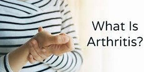 Let's Talk About Arthritis tickets