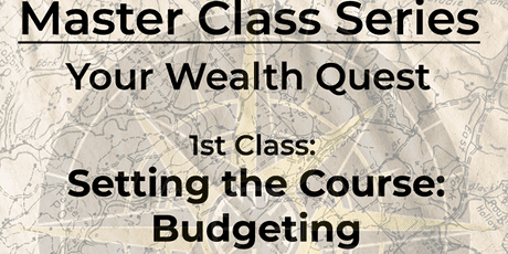 Setting the Course: Budgeting tickets