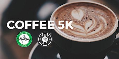 Coffee 5k tickets