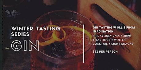 Winter Tasting Series - Gin tickets