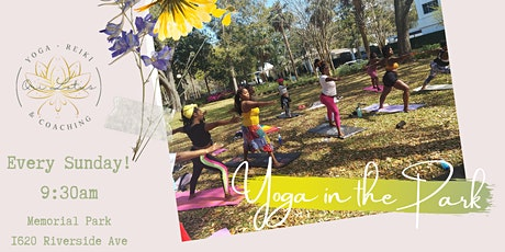 Selfcare Sundays: Yoga in the Park tickets