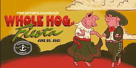 Pinkerton's Whole Hog Fiesta tickets