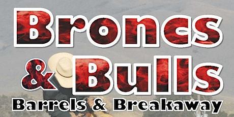 Tooele County Broncs & Bulls tickets