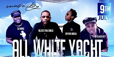 All white yacht glow fete tickets