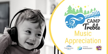 Music Appreciation Camp (ages 4 - 7) tickets