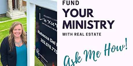 Fund Your Ministry with Real Estate Tickets