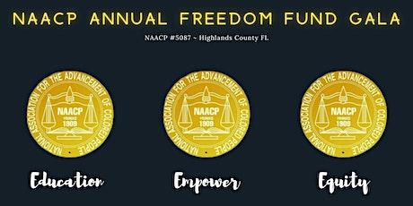 Annual Freedom Fund Gala tickets