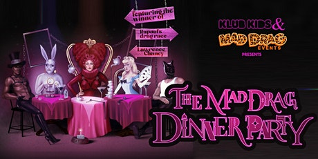 LONDON - MAD DRAG DINNER PARTY (Baga Chipz & Tia Kofi & More) Ages 18+ tickets