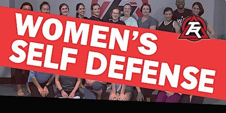 Women's Self Defense tickets