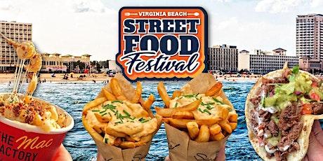 Virginia Beach  Street Food Festival tickets