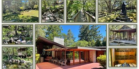 Frank Lloyd Wright House ENERGY FLOW DAY RETREAT Orinda, CA  August 7, 2021 tickets
