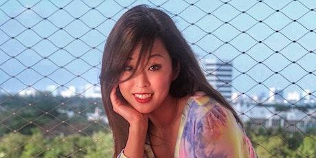 Esther Ku at the Bronze Kingdom Orlando tickets