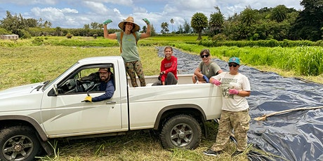 Pōʻalima ma Waialeʻe: Weekly Community Work Day tickets