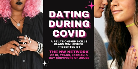 Dating During COVID: A Relationship Skills Class Mini tickets