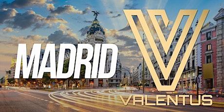 MADRID EVENTO NACIONAL entradas