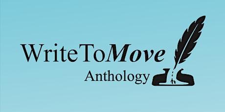 WriteToMove, a WITH ART anthology virtual launch tickets