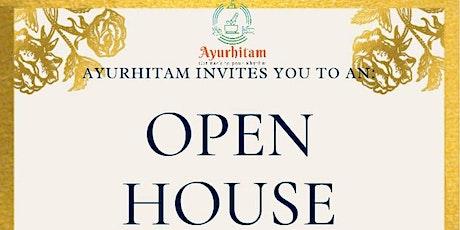 Ayurhitam Open House tickets