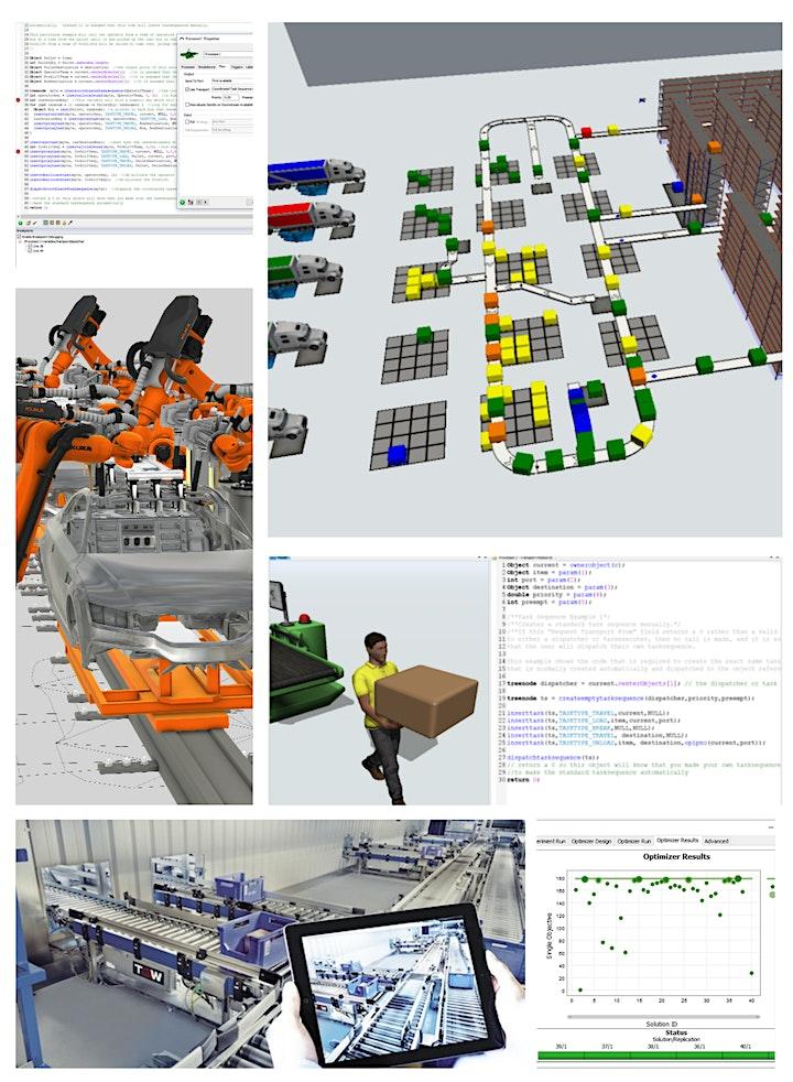 Imagem do evento Simulação II ONLINE e AOVIVO em Novembro  de 2021