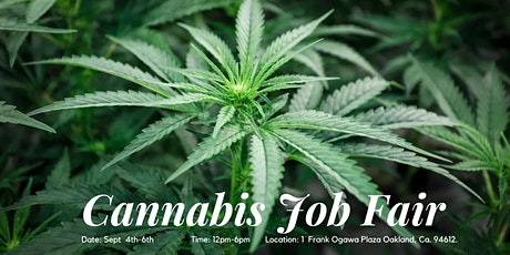 Market Daze Cannabis Job Fair tickets