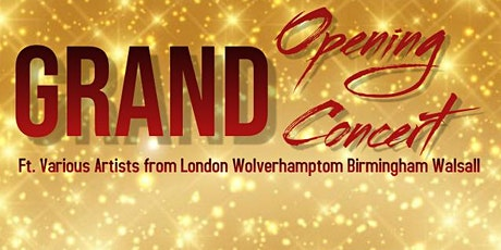Grand church open day free family day and concert tickets
