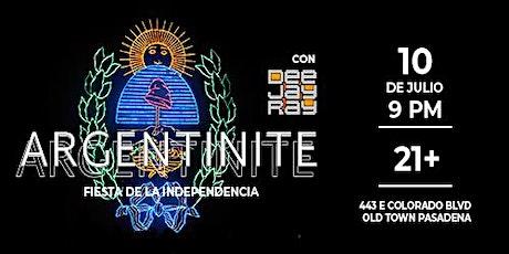 ArgentiNite - Fiesta de la Independencia tickets