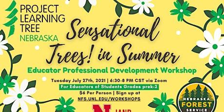 Project Learning Tree MiniWorkshop: Sensational Trees! in Summer tickets