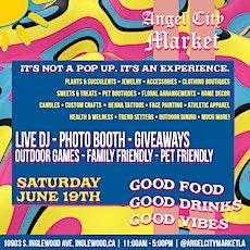 Angel City Market tickets