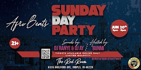AfroBeat Sundays Day Party tickets