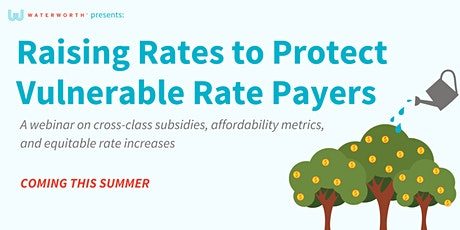 Raising Rates to Protect Vulnerable Rate Payers tickets